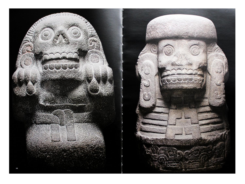 96. Muerte azteca-mexica. Renacer de dioses y hombres