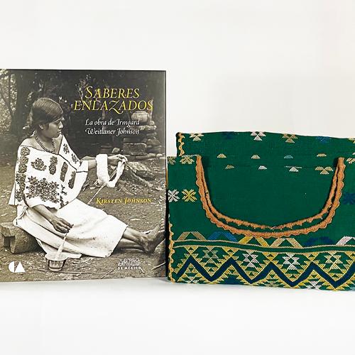 """<b>Paquete """"Saberes enlazados""""</b> <br> Explora los secretos que resguardan los textiles mexicanos <br>"""