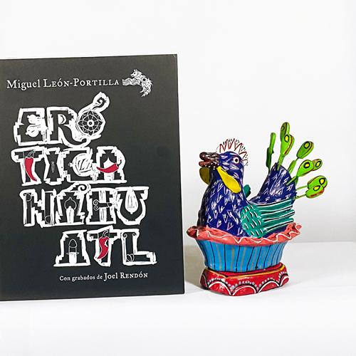 """<b>Paquete """"Erótica náhuatl""""</b> <br> Emprende un viaje al pasado mesoamericano <br>"""