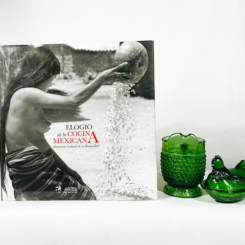 """<b>Paquete """"Elogio de la cocina mexicana""""</b> <br> Convida a los tuyos de este libro que se antoja <br>"""