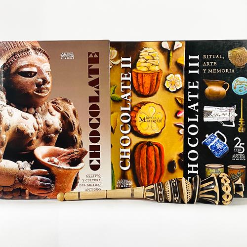 """<b>Paquete """"Chocolate""""</b> <br> Saborea la historia del elíxir mexicano <br>"""