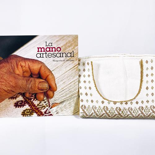 """<b>Paquete """"La mano artesanal""""</b> <br> Regala un libro de sabiduría y belleza <br>"""
