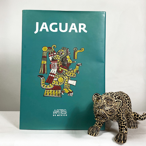 """<b>Paquete """"Jaguar""""</b> <br> Descifra las huellas de este felino mesoamericano <br>"""