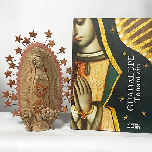 """<b>Paquete """"Guadalupe Tonantzin""""</b> <br> Imagen sagrada y de identidad: Guadalupe. <br>"""